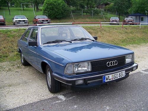 Audi 100 C2. Foto: a2goos.com